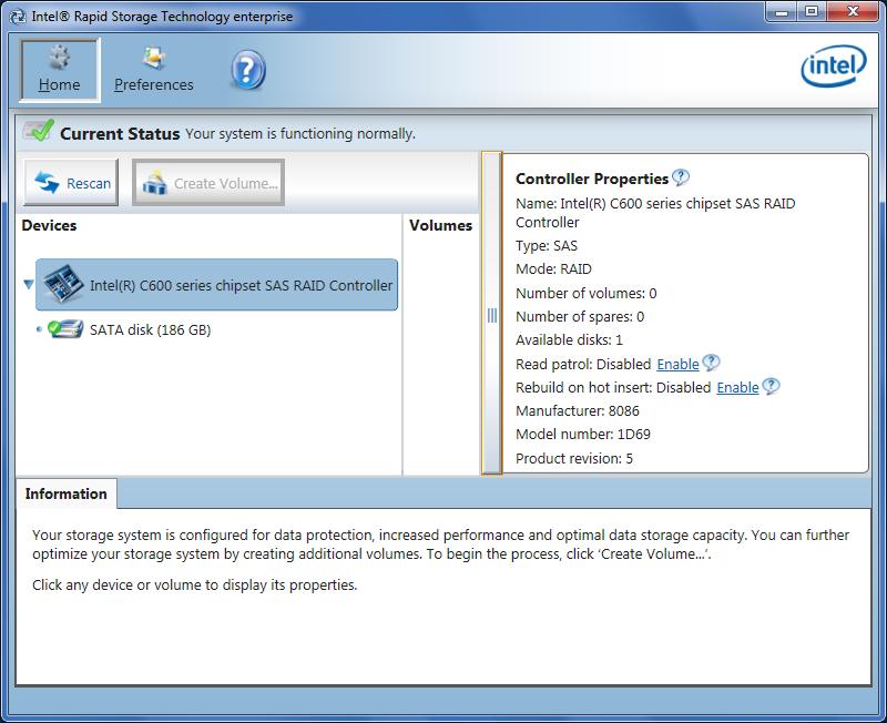 Downloads for Intel Rapid Storage Technology (Intel RST)