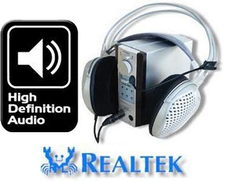 Realtek High Definition Audio Drivers 6.01